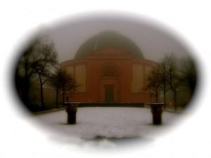 Kuppelkirche in Darmstadt