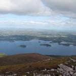 Blick auf Killarney