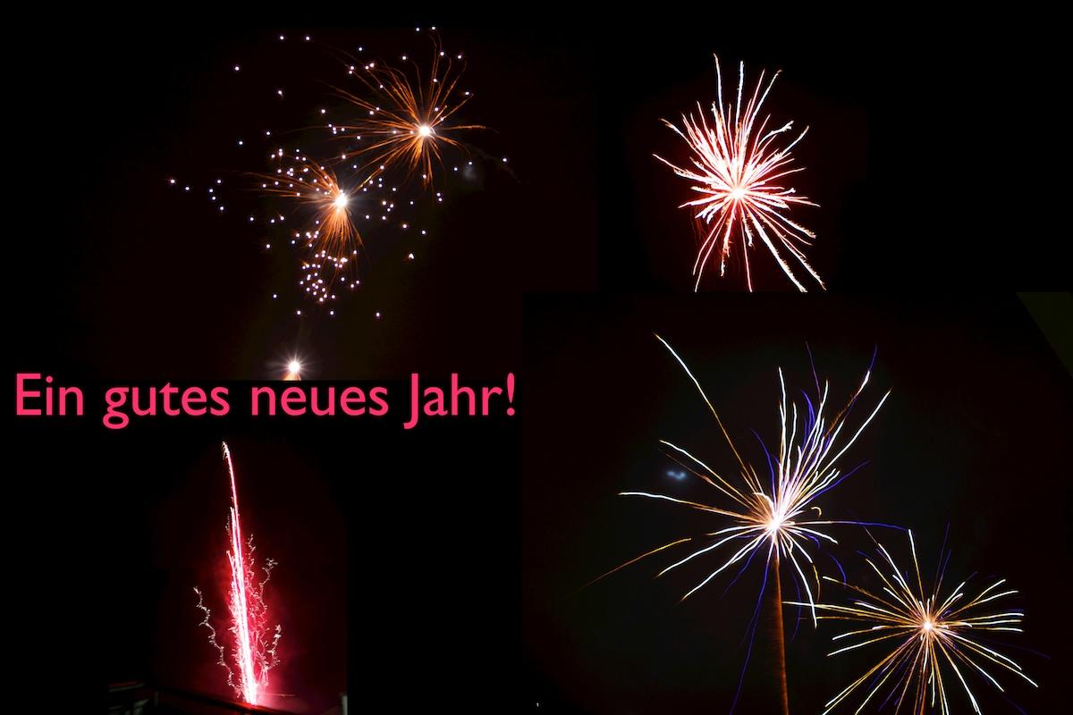 Ein gutes neues Jahr! – Blogging