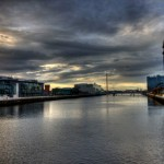 BBC Scotland - Clyde Auditorium (Armadillo) - Glasgow Tower