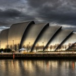 Clyde Auditorium (Armadillo)
