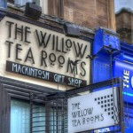 Glasgow, The Willows Tea Rooms