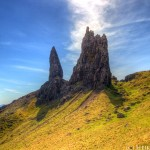 Skye - Old man of Storr